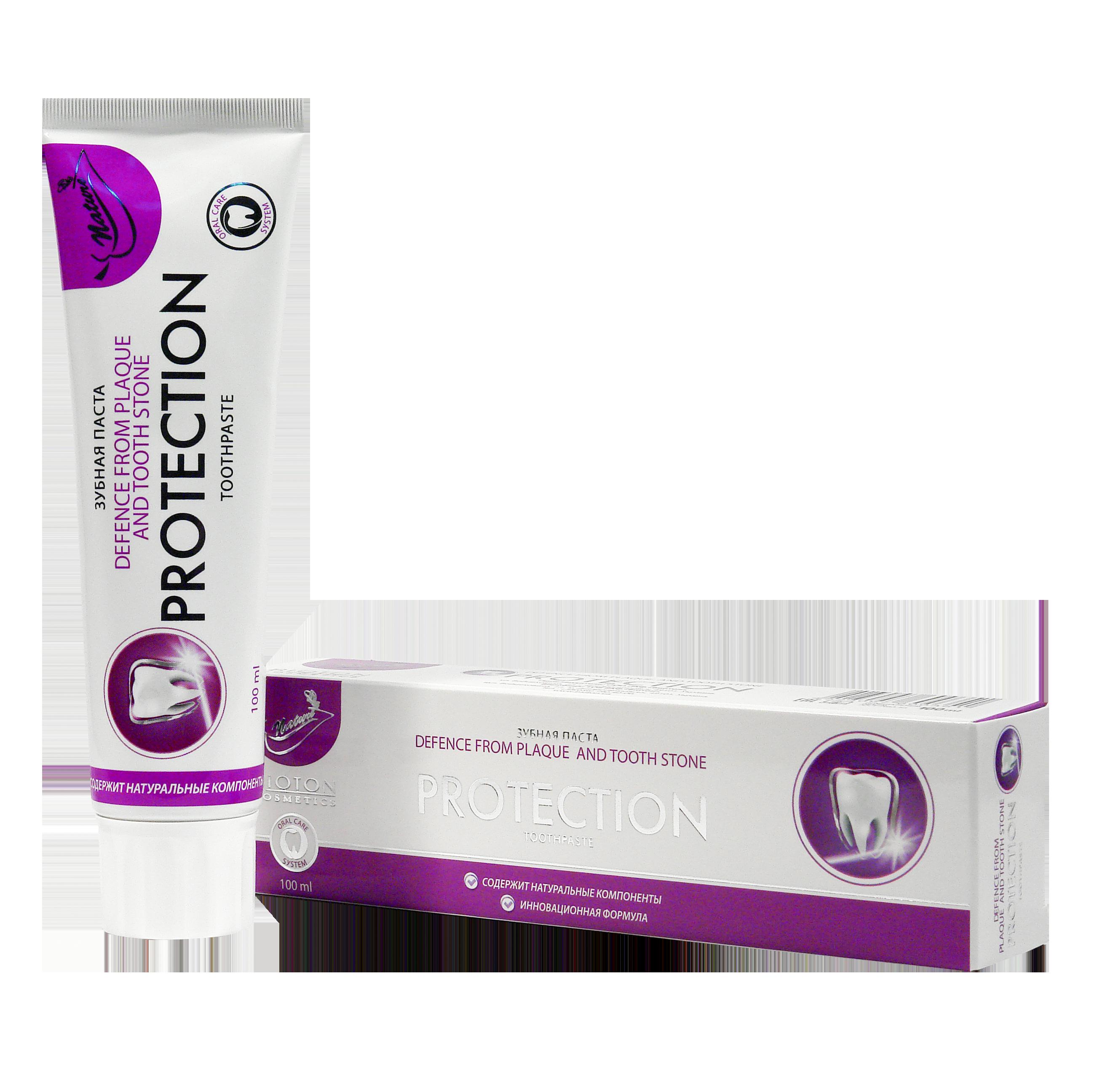 Зубная паста Protection ТМ Nature 100 мл